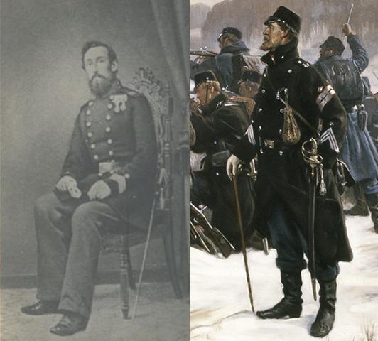 Commandersergent Carl Johan Conrad Daniel
